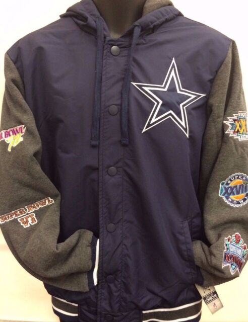 Buy Dallas Cowboys 5 Time Super Bowl Champions Top Brass Varsity