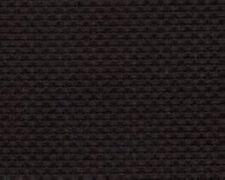 "59"" X 1 Yard 11 Count Black Cotton Aida Cloth Cross Stitch Fabric"
