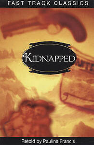 Kidnapped-Fast-Track-Classics-Centenary-Edition-Very-Good-Book