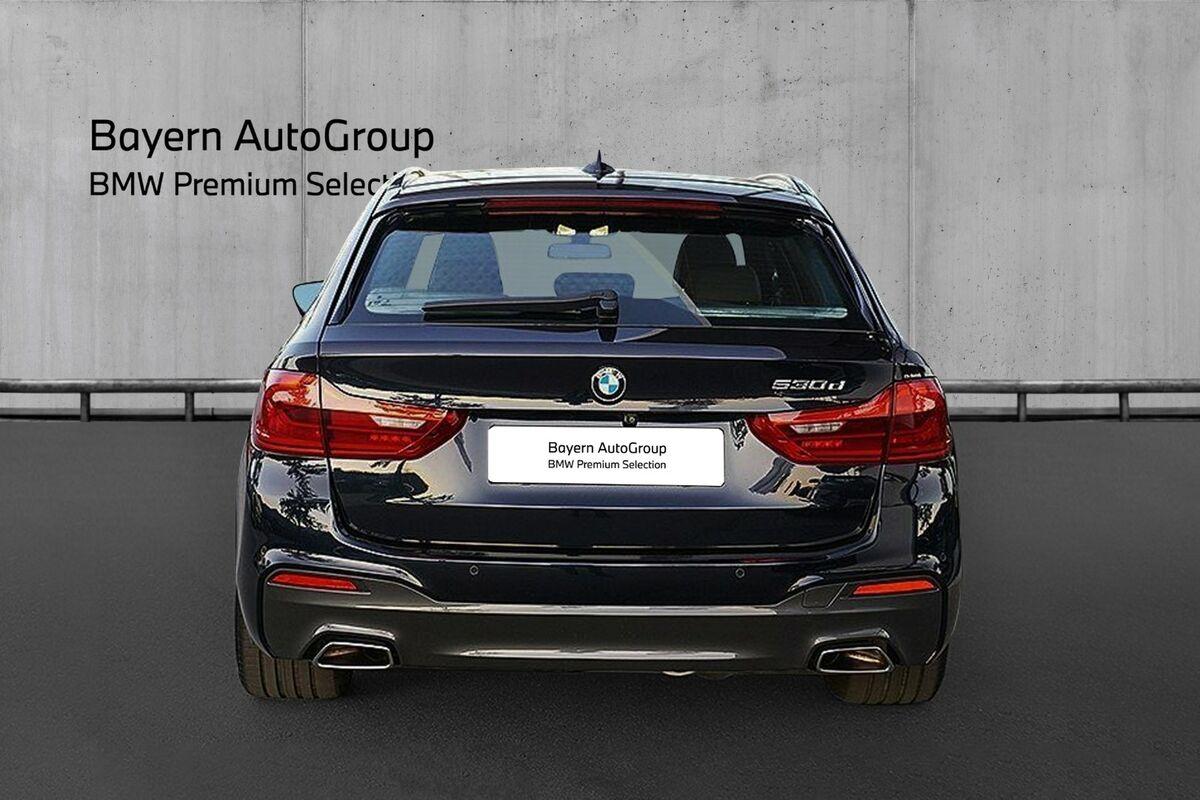 BMW 530d Touring M-Sport aut.