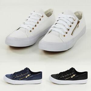 Scarpe-Uomo-Casual-Blu-Jeans-Mocassini-Cerniera-Zip-Sneakers-Basse-Comode