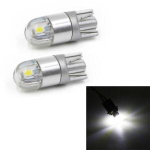2PCT10-car-W5W-Lights-3030-s-n-ampoules-LED-CANbus-Wedge-interieur-la-IY