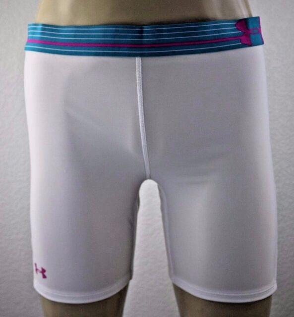 4c89e2c3e Under Armour HeatGear Compression Women's Active Shorts Size XL for ...