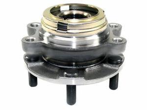 Wheel Bearing /& Hub Front LH Driver RH Pass EACH for G35 G37X EX35 M56 AWD