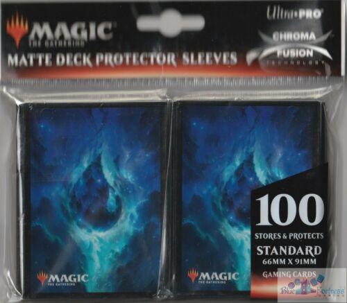 Celestial Lands Island 100 ULTRA PRO MTG deck protectors card sleeves FOR MTG