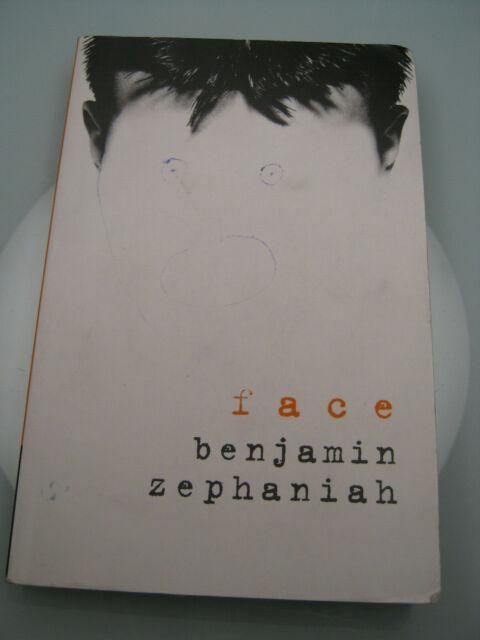 Face von Benjamin Zephaniah (1999, Taschenbuch)