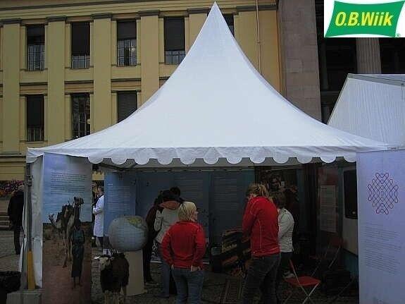 KAMPAGNE TOPTELT PAGODETELT 5x5 – dba.dk – Køb og Salg af