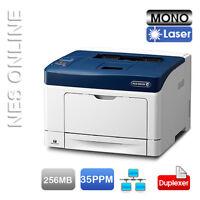 Fuji Xerox Docuprint P355d Mono Laser Printer+duplexer 30ppm With Ct201937 Toner