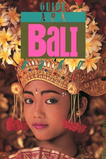 BLACK, Star e Hahn Werner (a cura di), Guide APA. Bali e Lombok