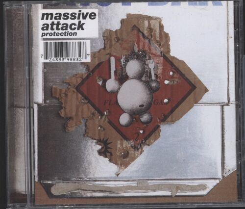 1 of 1 - Massive Attack, Tracey Thorn - Protection CD