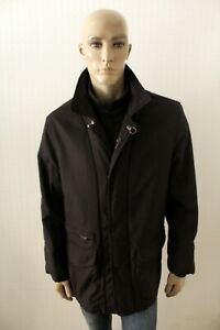 FAY-Giacca-Giubbotto-Uomo-Taglia-Size-L-Cappotto-Blu-Giubbino-Jacket-Made-Italy
