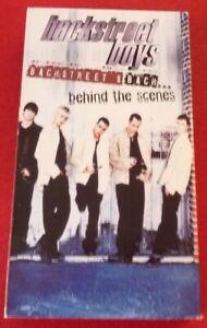VHS-Movie-Back-Street-Boys-Backstreet-039-s-Back-Behind-the-Scenes