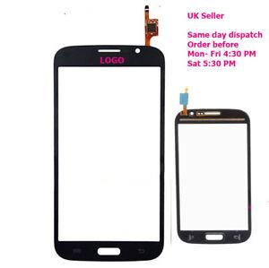Samsung-Galaxy-Mega-GT-i9152-i9150-5-8-034-Numeriseur-ecran-Tactile-Verre-Noir-Lentille