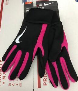 ed2c176832 Nike Thermal Men's Running Gloves (2018) Model NRGJ6-053   eBay