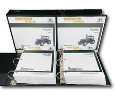 Service Manual For John Deere 4650 4850 Tractor Technical Repair Shop Book