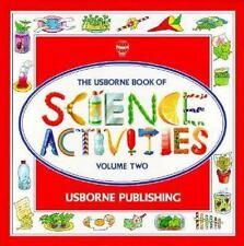 NEW - The Usborne Book of Science Activities, Vol. 2