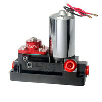 Quick Fuel 30-175qft 175 Gph Electric Fuel Pump Billet Aluminum Internal Bypass