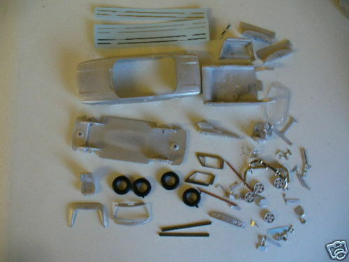 Triumph Stag Mk2 in 1 43rd scale kit by K & R Replicas