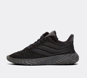 Najnowsza różne style szalona cena Details about Junior Adidas Sobakov Modern Black Trainer RRP £64.99
