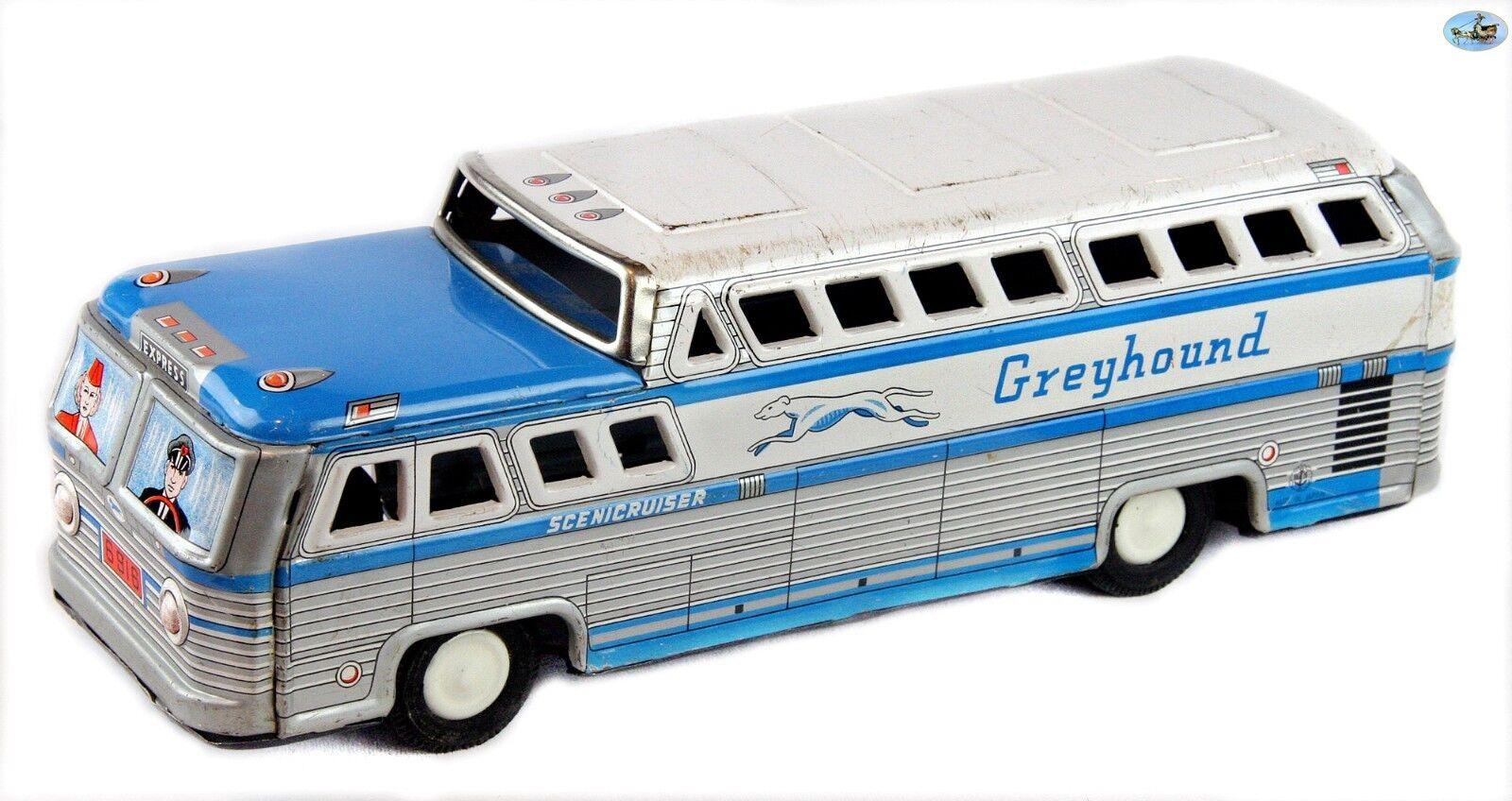 vendiendo bien en todo el mundo 1950s 1950s 1950s impresionante japonés Utaka Galgo Scenic Crucero Express 6916 Bus De Juguete  precios ultra bajos