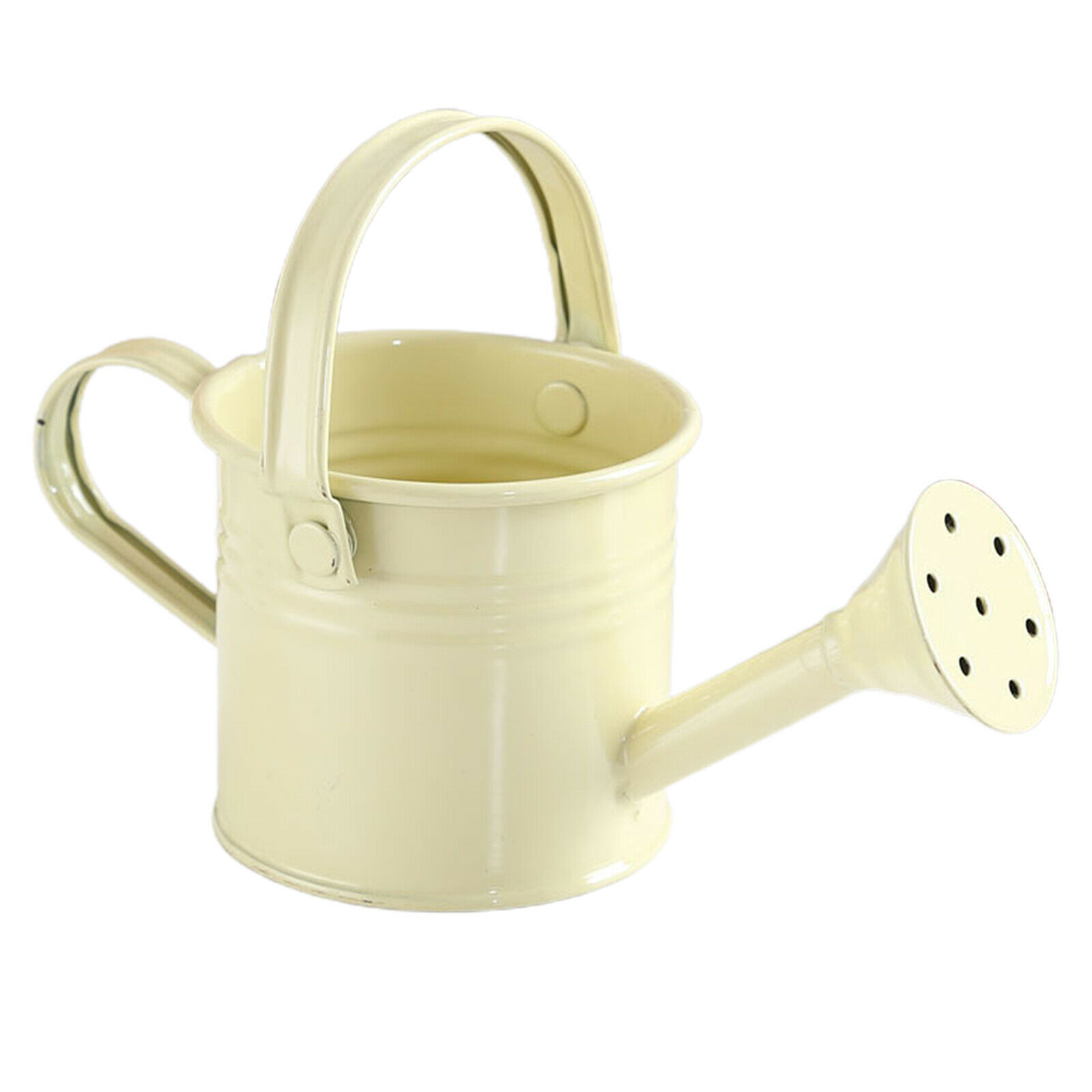 Watering Can Plant Spray Metal With Handle Gardening Tools Wrought Iron Shower