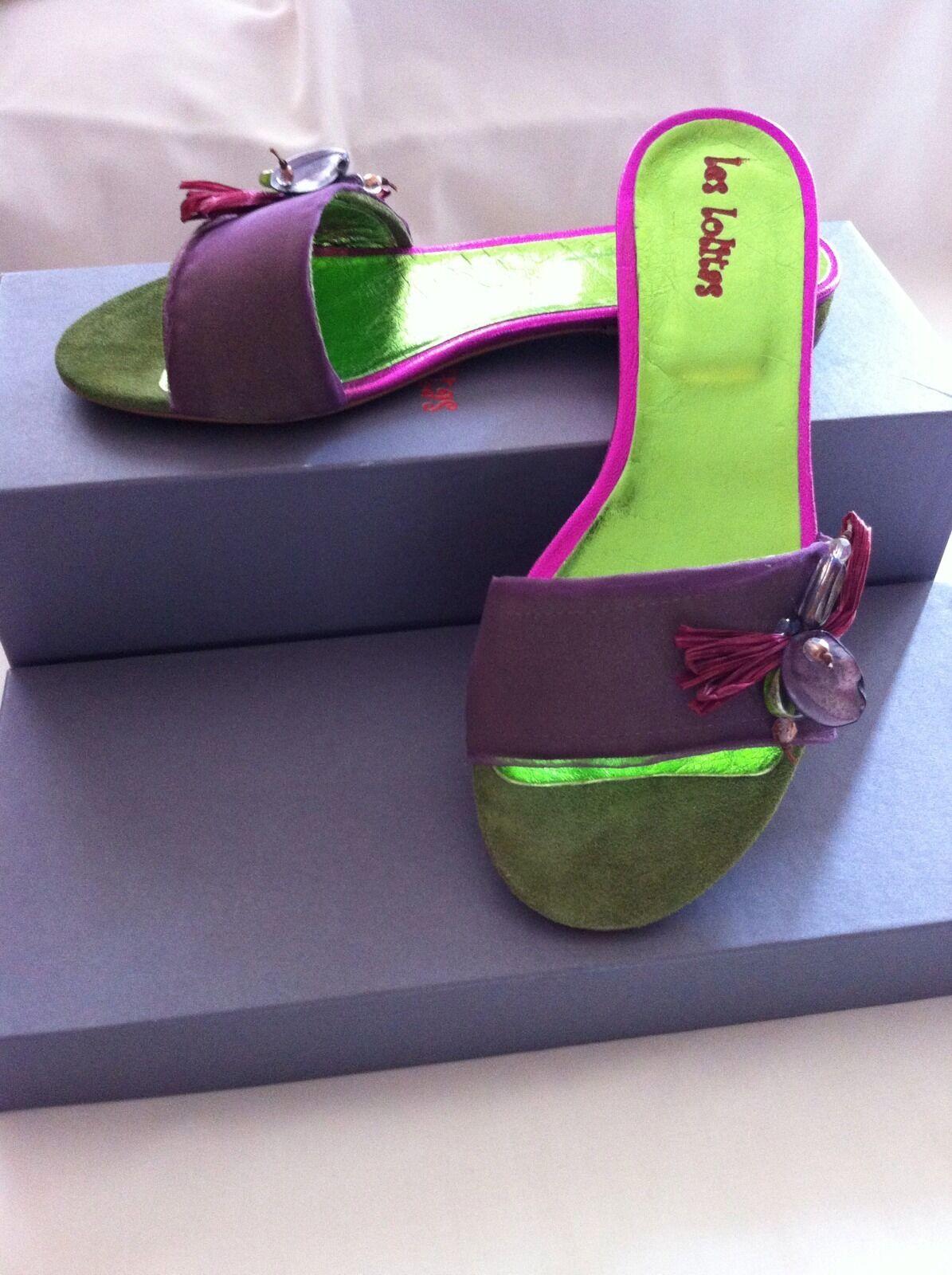 Les Lolitas 100% Leather Sandals - UK 5 - BNWB