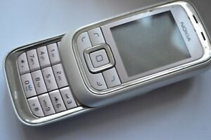 Nokia 6111-frosty pink (o2 + Tesco) Handy