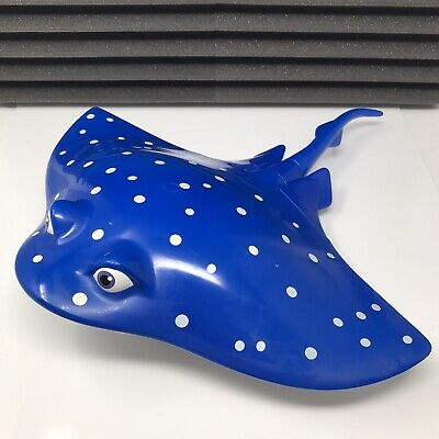 Large Disney Pixar Finding Nemo Mr Ray Swigglefish Storage ...