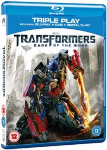 John Turturro, Shia LaBeouf-Transformers: Dark of the M (UK IMPORT)  Blu-ray NEW