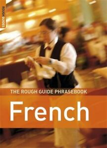 Very-Good-1843536250-Paperback-The-Rough-Guide-Phrasebook-French-Rough-Guide-Ph