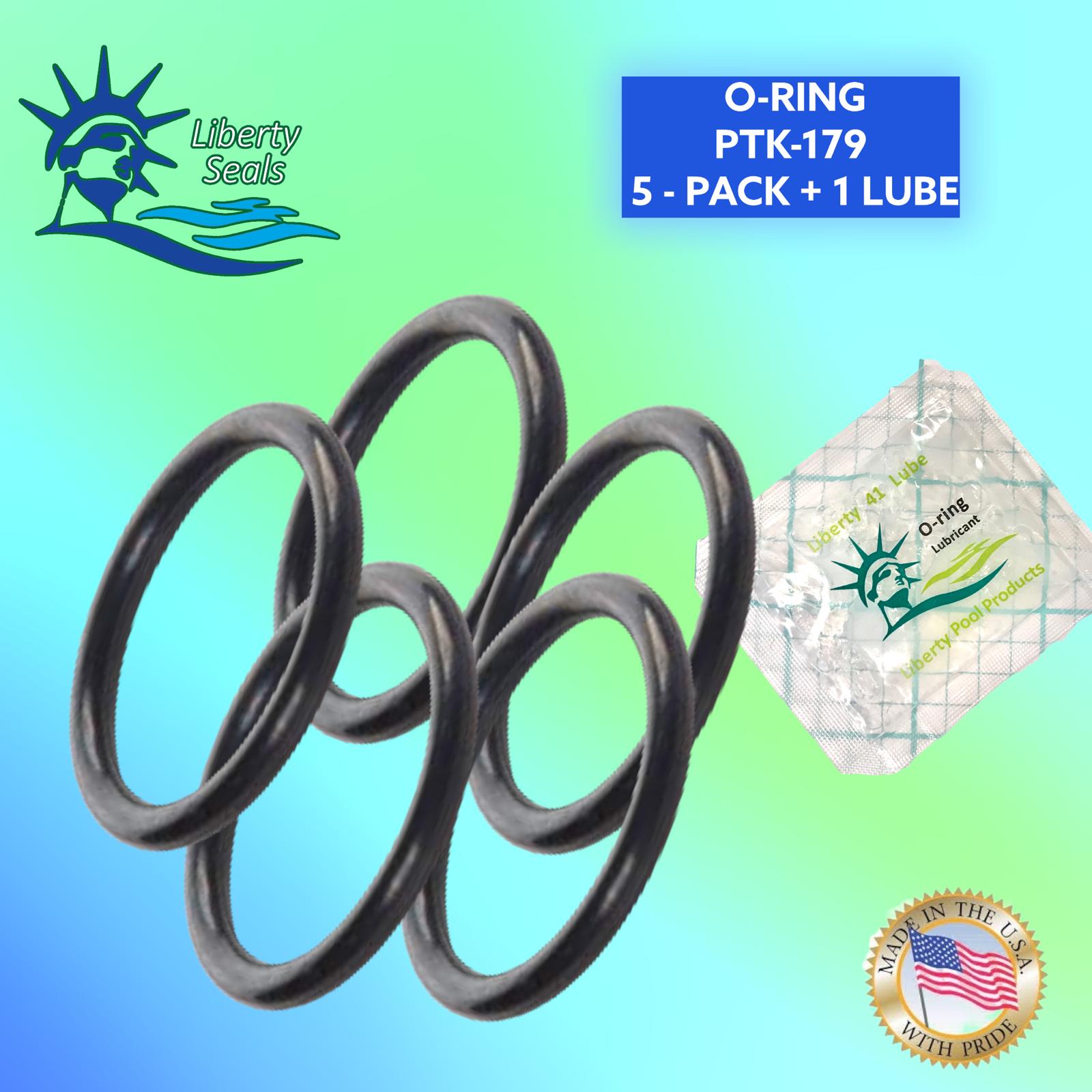 (5-PACK) PTK-179. Caretaker (1-13-3) Union O-ring Floor Cleaner System