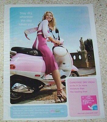 VESPA Scooter - Greek Print Ad | eBay