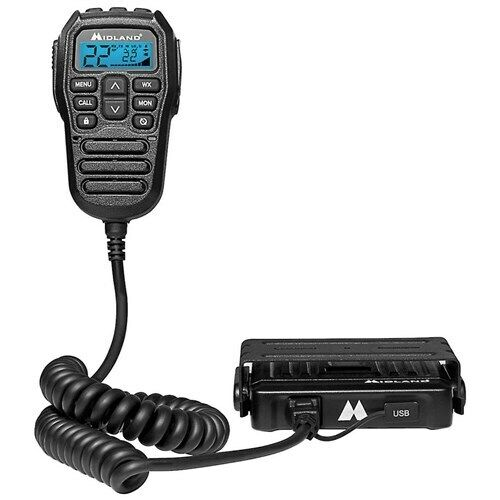 MXT275 isave Midland Authorized Reseller MXT275 MicroMobile 15W GMRS Two Way Radio