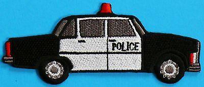 Aufn/äher B/ügelbild Aufb/ügler Iron on Patches Applikation Uniform US San Francisco Police Polizei