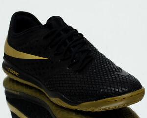 designer fashion 59565 f59ef Nike Zoom Hypervenom PhantomX III Pro IC Black Metallic ...