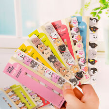 Cute Cartoon Memo Pad Animals Paper Sticky Notes Writing Pads School Stationen8