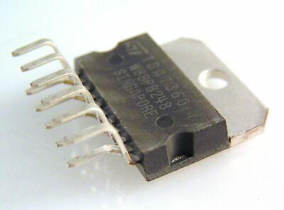 5PCS X TDA7360 IC AMP AUDIO PWR 22W MULTIWATT11 ST