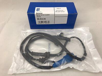 Original ATE ABS Sensor Raddrehzahl 24.0711-5124.3 Vorderachse für Peugeot
