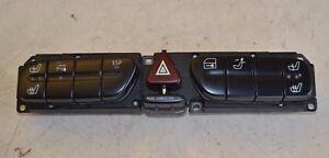 Mercedes-CLK-Hazard-Switch-A2038216579-W209-Seat-Heat-Control-Switch-2004