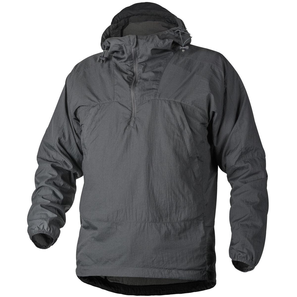 Helikon Windrunner Windshirt Travel Outdoor Walking Rain Predection Shadow Grey