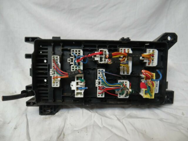 Kia Sorento Fuse Box Relay Junction Block Panel 07 08 2007