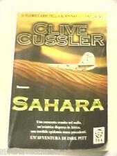 SAHARA Clive Cussler TEADUE 2003 354 2004 libro romanzo narrativa racconto di