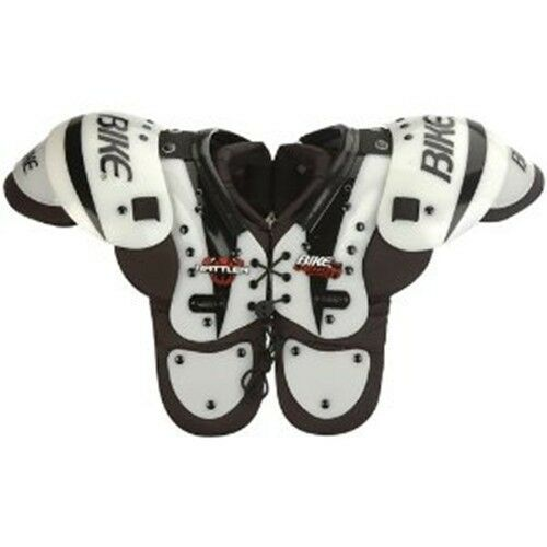 NEW Bike Rattler YOUTH Football Shoulder Pads (BYSH12)
