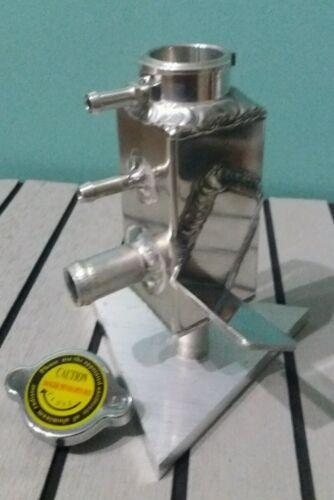 Small polish BANSHEE ALUMINUM RADIATOR WATER TANK  YAMAHA BANSHEE FREE SHIPPING
