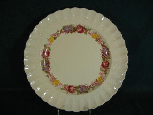 "s Copeland Spode Rose Briar 10 1//2/"" Dinner Plate"