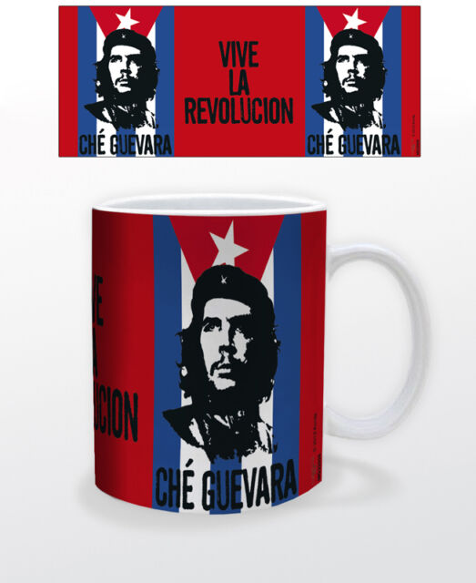 Coffee Mug Of Che Guevara Laughing For Sale Online Ebay