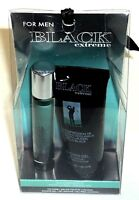Preferred Fragrance For Men Black Extreme Eau De Toilette & Shower Gel Gift Box