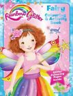Rainbow Glitter Colouring Book - Fairy Floss by Lake Press (Paperback, 2016)