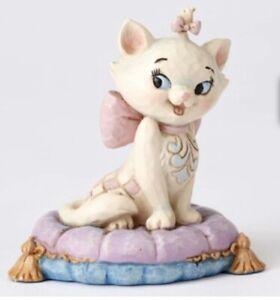 "Disney Traditions Mini Marie Aristocats 2.9"" H NIB Jim Shore Enesco NIB"
