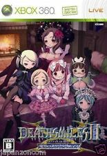 Used Xbox 360 Death Smiles II X MICROSOFT JAPAN JAPANESE JAPONAIS IMPORT